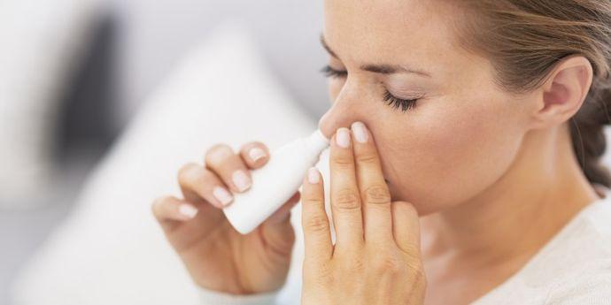 spray nasali decongestionanti