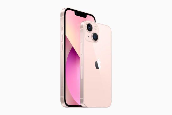 Apple_iPhone13 vs iPhone 13 Mini