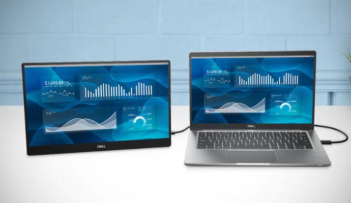 Dell monitor portatile