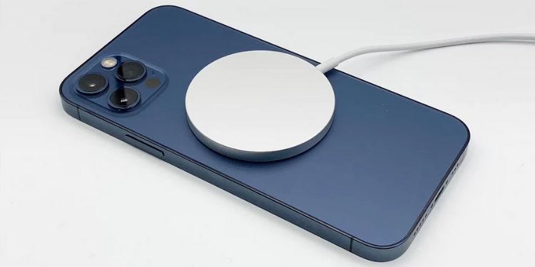 Caricatore wireless MagSafe