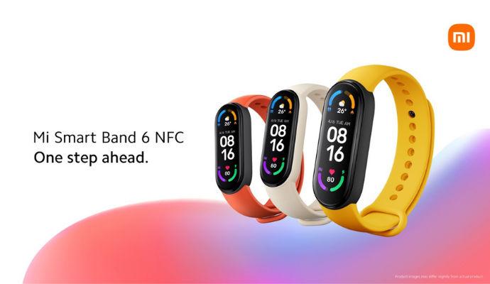 Mi Band 6 NFC