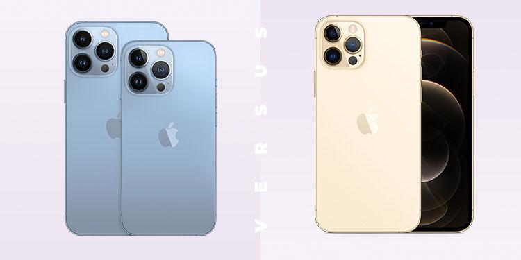 iphone 13 pro vs iphone 12 pro