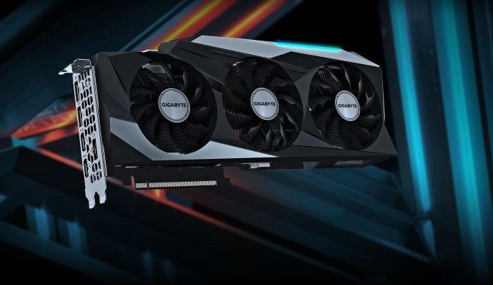 scheda grafica GeForce RTX 3090