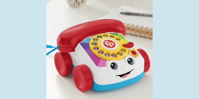 Fisher Price telefono bluetooth