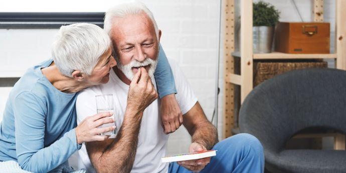 i migliori integratori per anziani