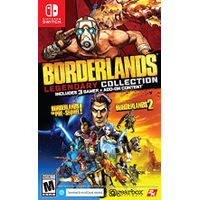 2K Borderlands - Legendary Collection