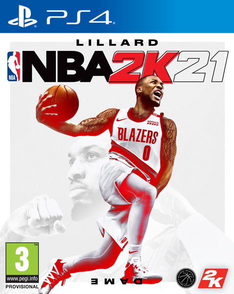 2K NBA 2K21