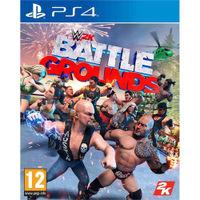 2K WWE 2K Battlegrounds