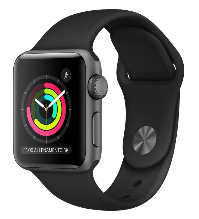 Apple Watch Series 3 38mm (2017)