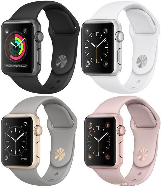 Apple Watch Series 3 Cellular 38mm (2017)