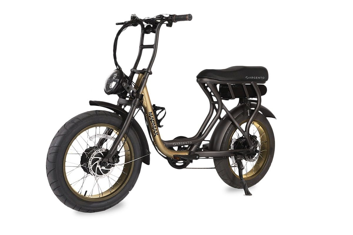 Argento Bike MadMax