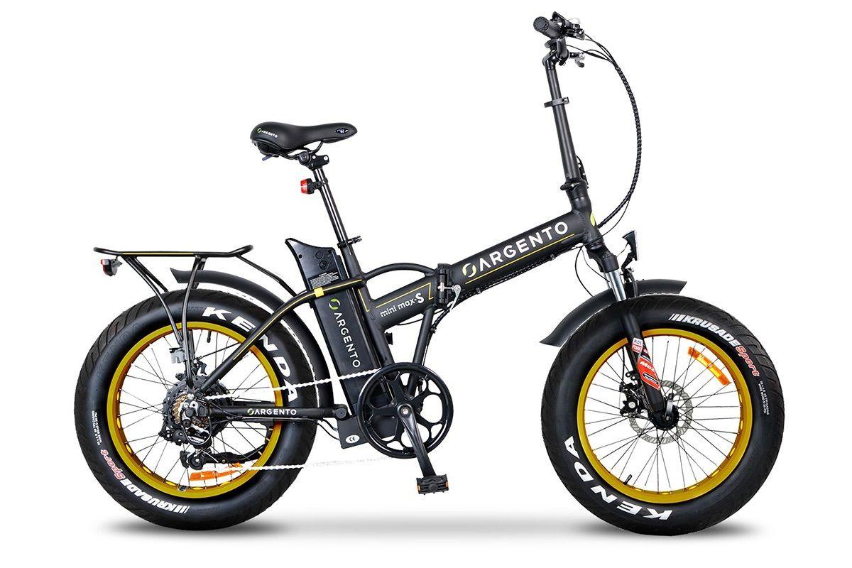 Argento Bike Mini Max-S