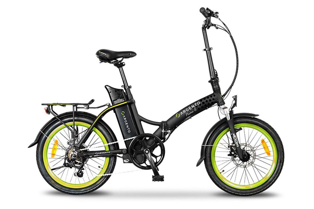 Argento Bike Piuma-S