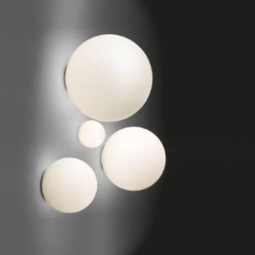 Artemide Dioscuri lampada da parete/soffitto