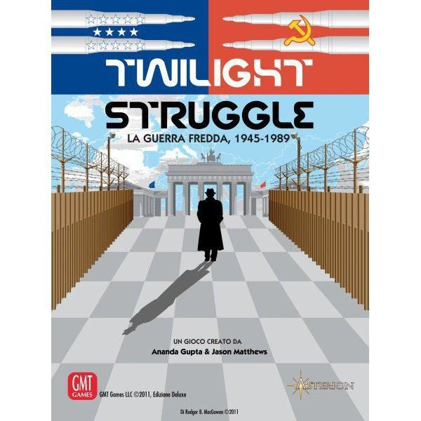 Asmodée Twilight Struggle