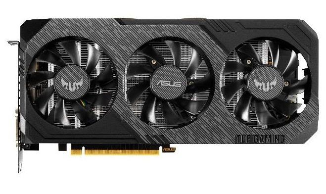 Asus GeForce GTX 1660 SUPER