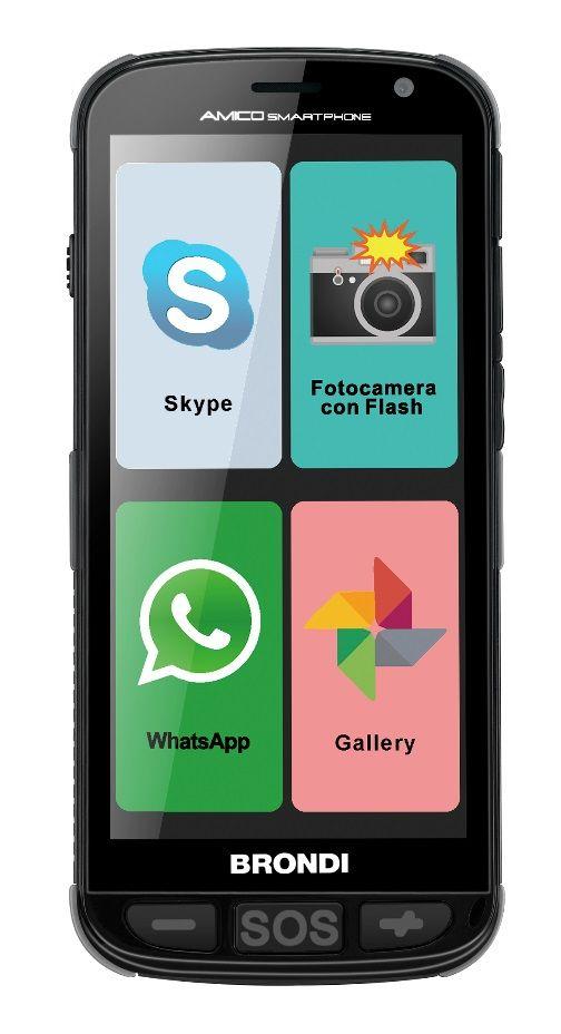 Brondi Amico Smartphone