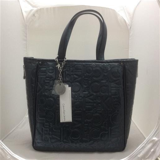 Calvin Klein Maggie Shopper Bag Vernice