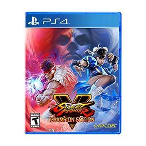 Capcom Street Fighter V - Champion Edition