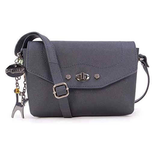 Catwalk Collection Handbags Florence Tracolla