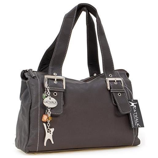 Catwalk Collection Handbags Jane Borsa a Spalla