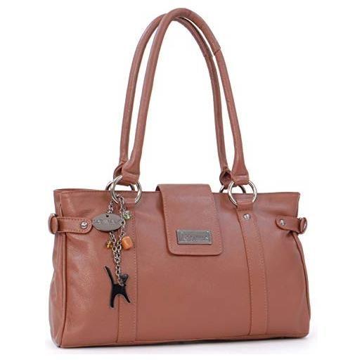 Catwalk Collection Handbags Martina Borsa a Spalla