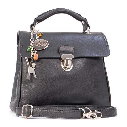 Catwalk Collection Handbags Pandora Tracolla