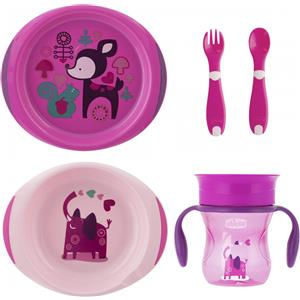 Chicco Set Pappa All You Need 12m+