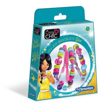 Clementoni Crazy Chic-En-Joy Bracelets Glee