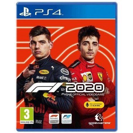 Codemasters F1 2020