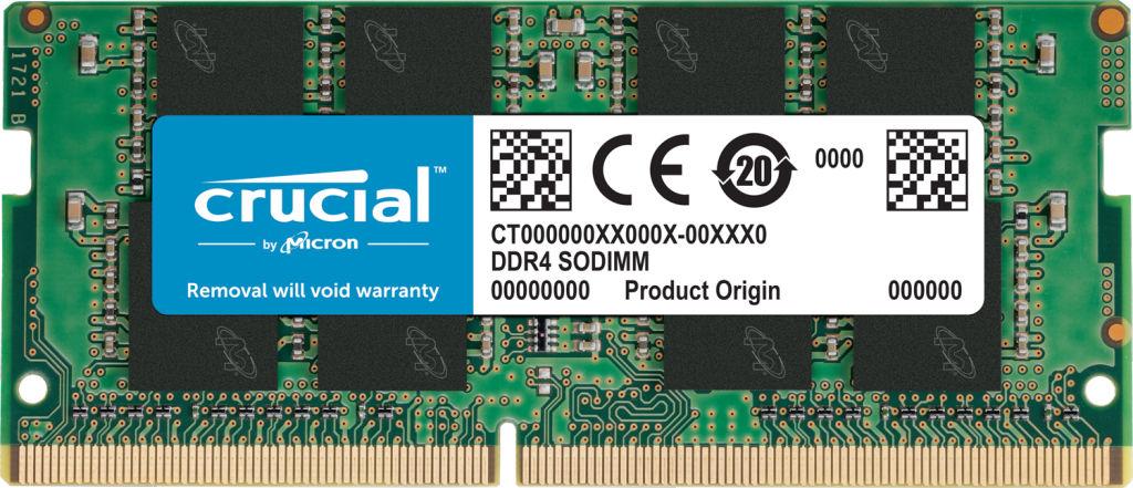 Crucial CT16G4SFRA266 16GB