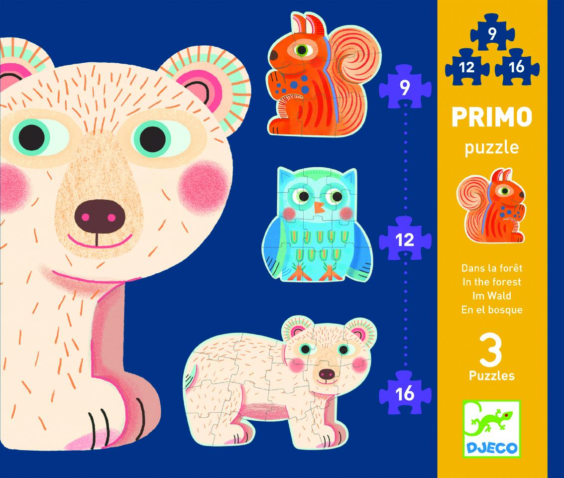 Djeco Primo Puzzle