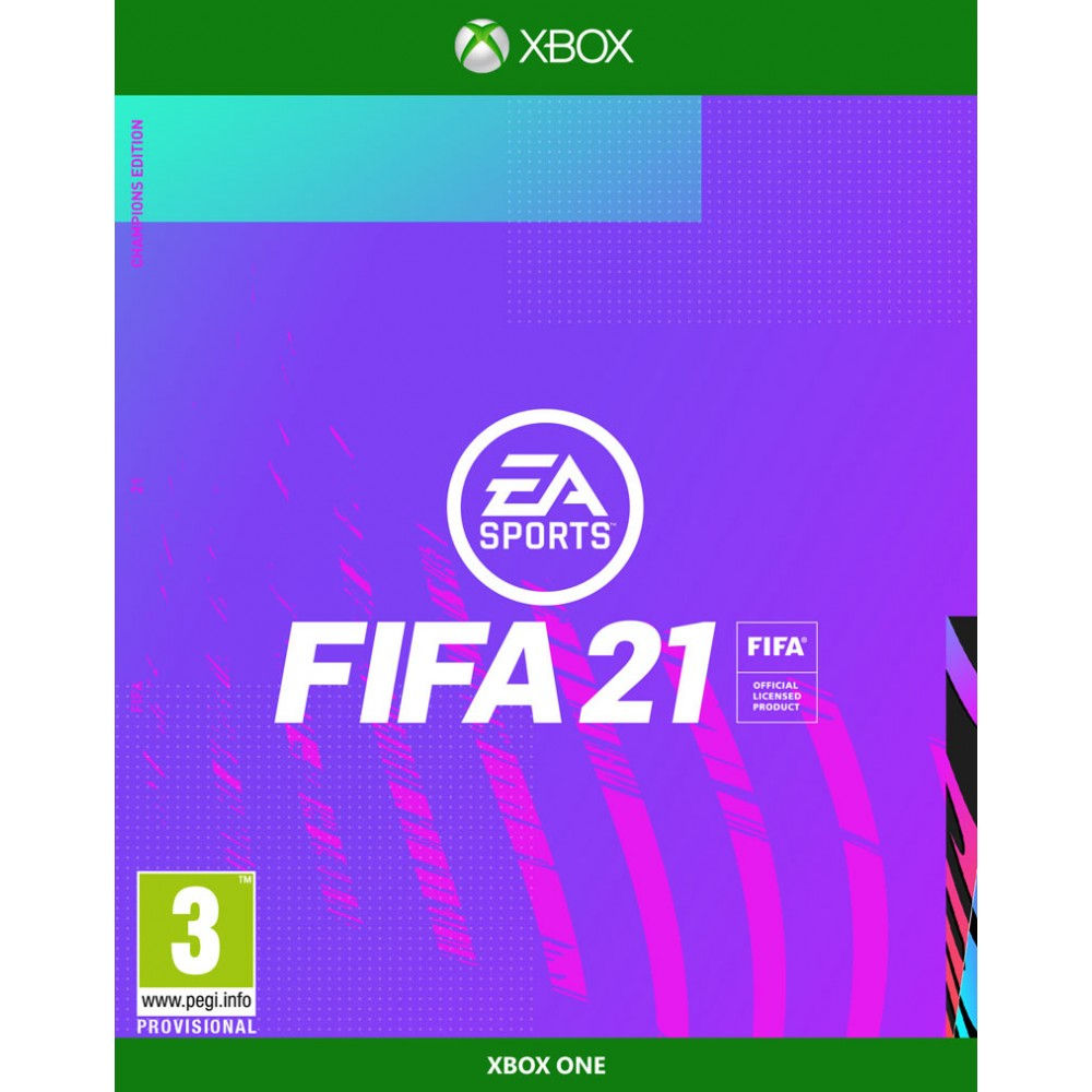 Electronic Arts FIFA 21 Champions Edition