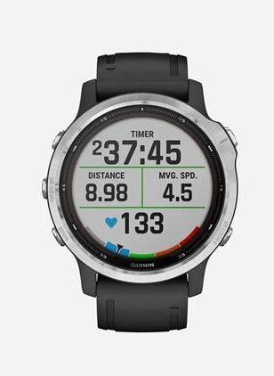 Garmin Fenix 6S Solar 42MM