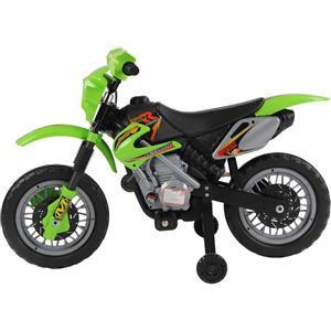 Homcom Moto Elettrica da cross con rotelle