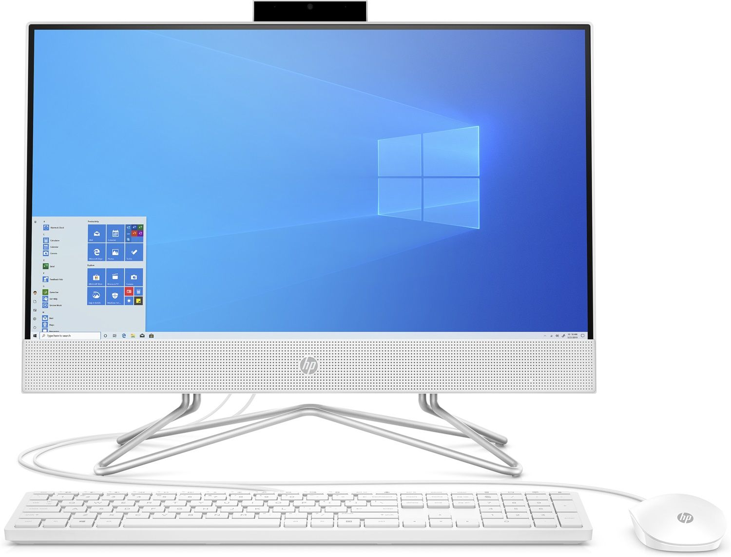 """HP All-in-One 22-df0010nl (21.5"""")"""