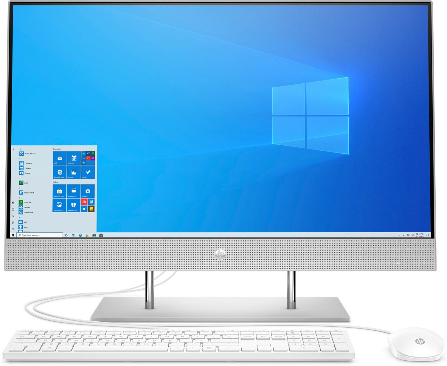 """HP All-in-One 27-dp0007nl (27"""")"""