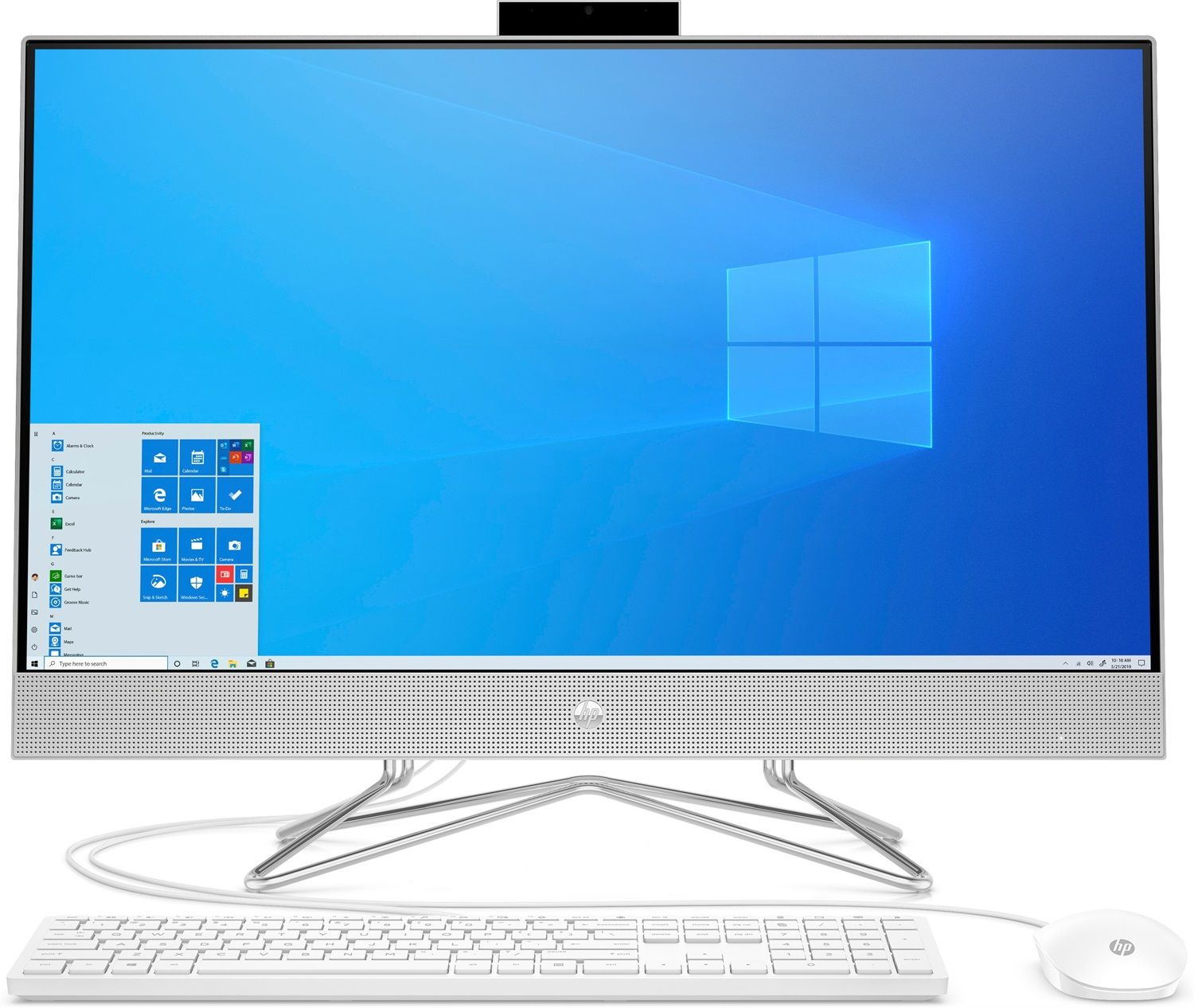 HP All-in-One 27-dp0082nl