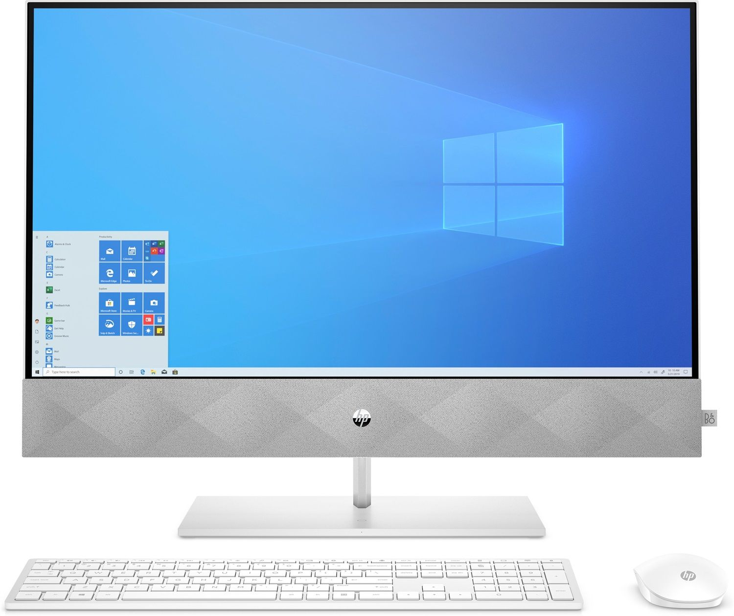 """HP Pavilion All-in-One 27-d0061nl (27"""")"""
