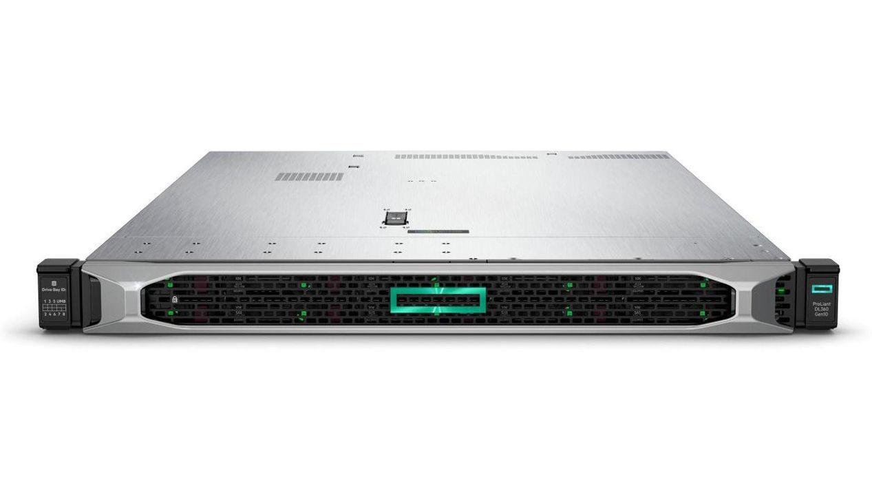 HP ProLiant DL360 Gen10