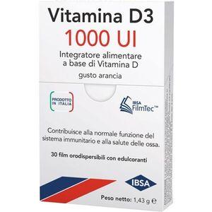 Ibsa Vitamina D3 1000 UI