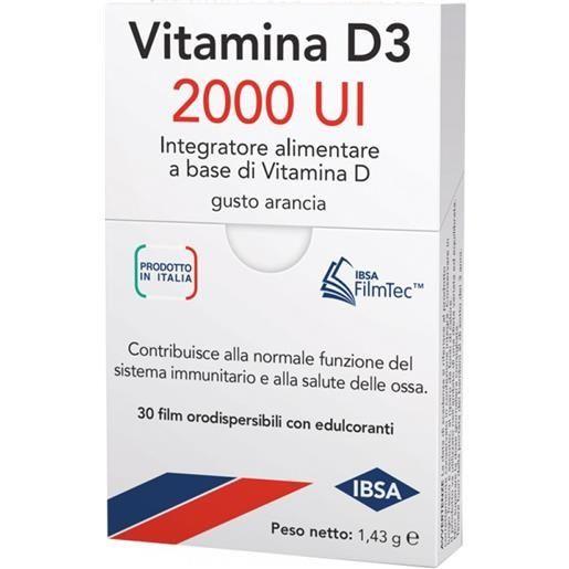 Ibsa Vitamina D3 2000 Ui