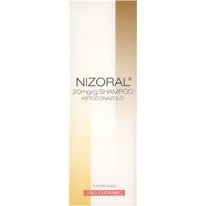 Johnson & Johnson Nizoral shampoo 20mg/g