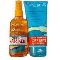 Klorane Les Polysianes Olio Secco SPF30 + Gel Doposole