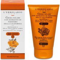 L'Erbolario Crema Solare Viso e Corpo SPF50+