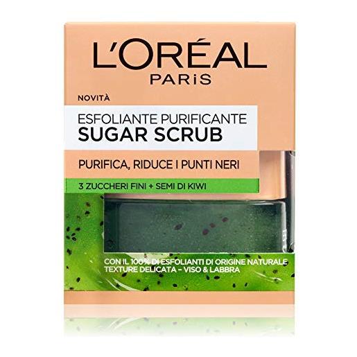 L'Oréal Sugar Scrub Esfoliante Purificante