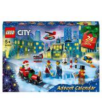 Lego City 60303 Calendario dell'Avvento