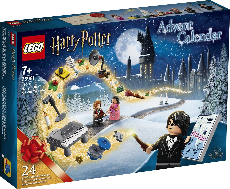 Lego Harry Potter 75981 Calendario dell'Avvento