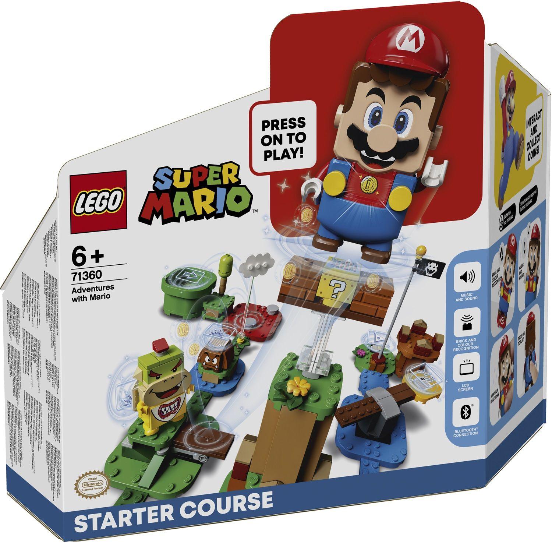 Lego Super Mario 71360 Avventure di Mario - Starter Pack