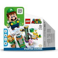 Lego Super Mario 71387 Avventure di Luigi - Starter Pack